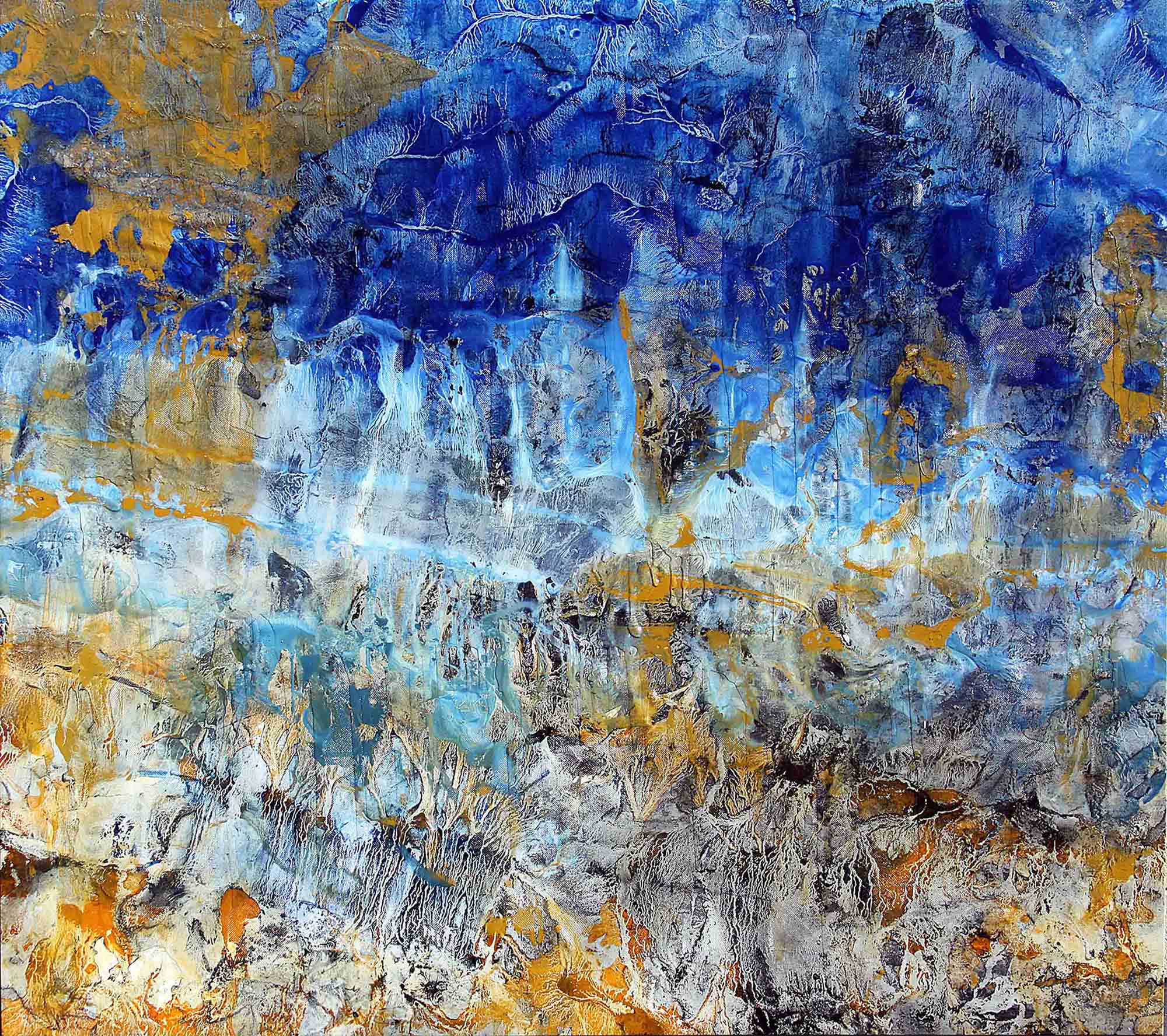 - Tidepools 1 Oil, Resin & Fiberglass on Canvas Herbie Fletcher Shimmering Tides At LA Perouse Bay IMG_8989-CC-C TEXT 8 P2.jpg