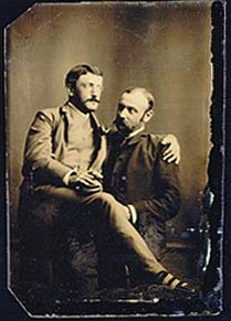 Sexuality: Photograph (Portrait of Two Men)