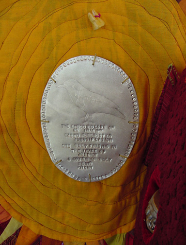 the heart of the messenger: roshambo winery + gallery, Healdsburg, CA 2004