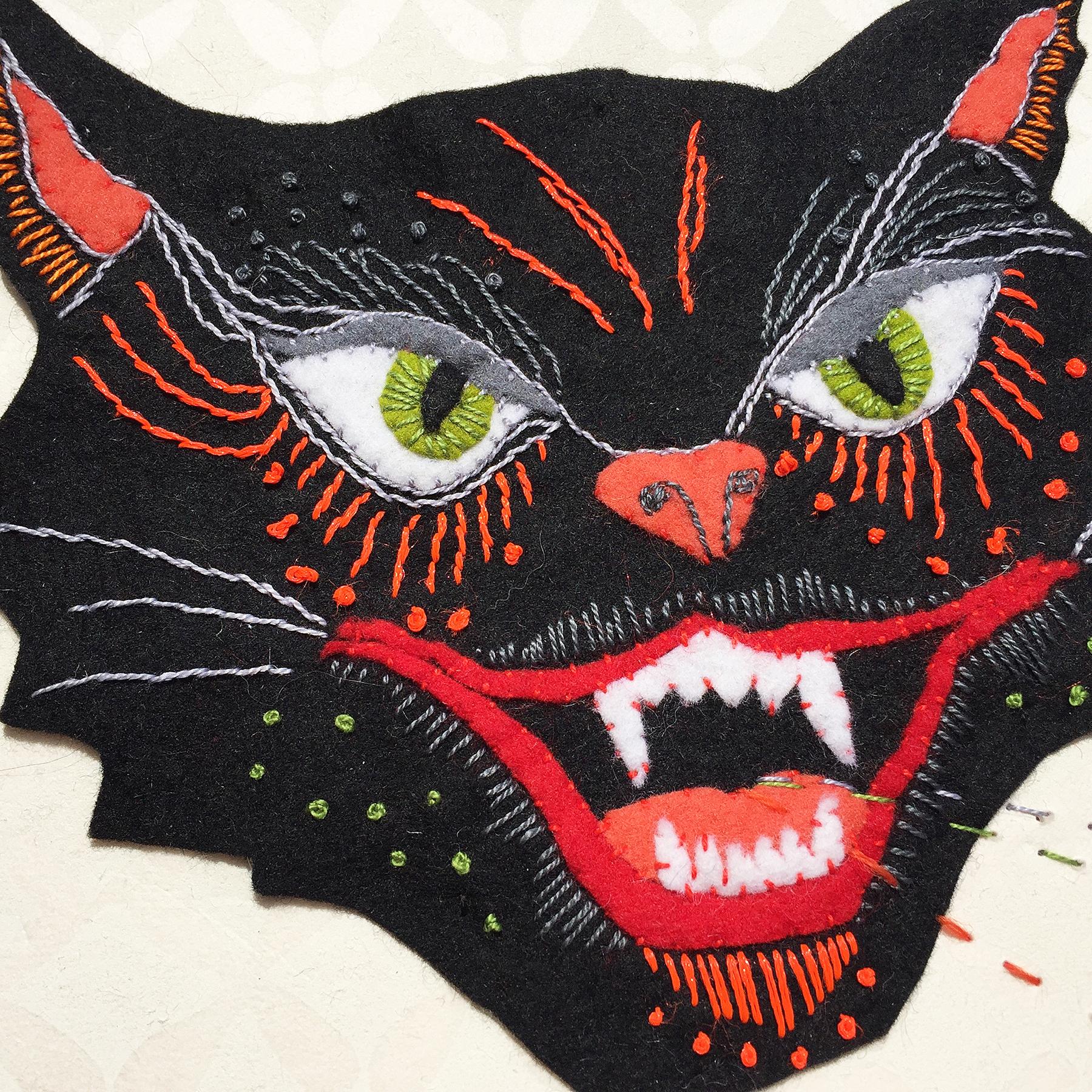 Cat's Cradle- detail