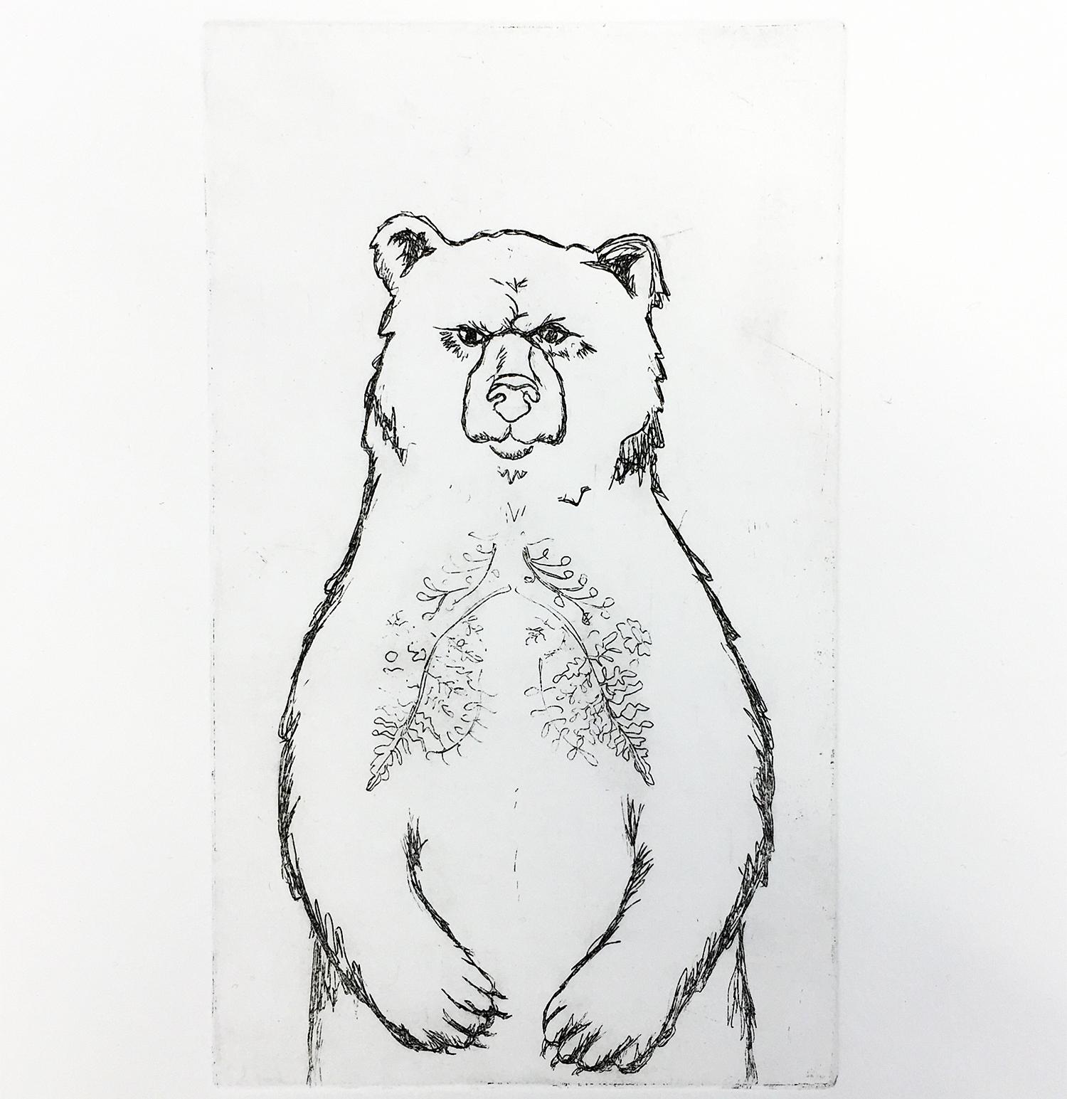 bear & lungs