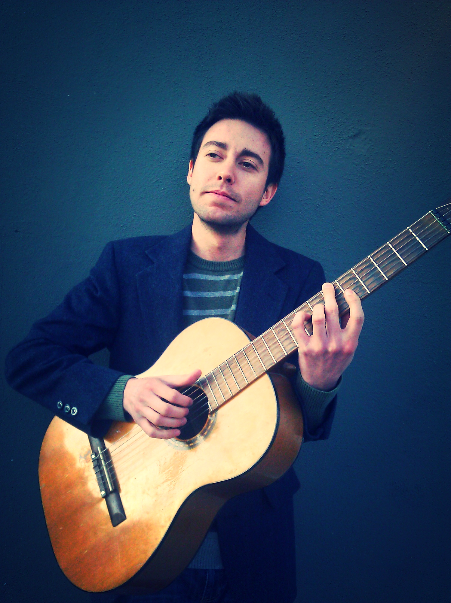 Alex Trujillo - Guitar