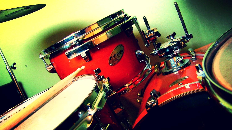 Drums-Trap Set-Percussion