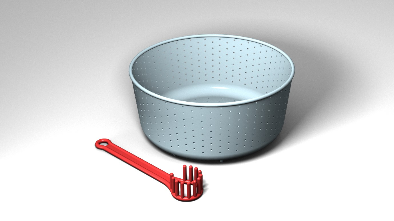 spaghetti with strainer.JPG