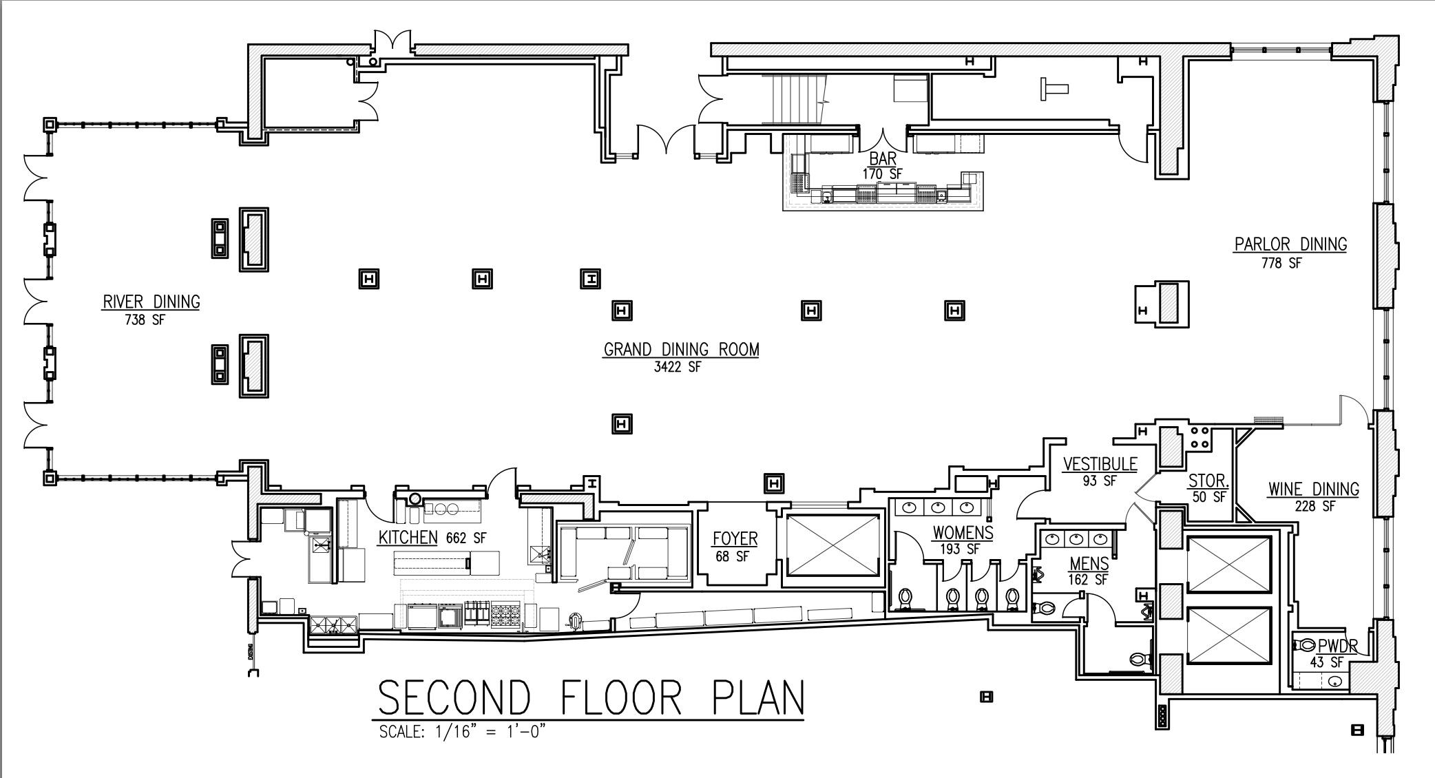 The Jaxson On The River Floor Plan | Photo Credit: www.theJaxson.com