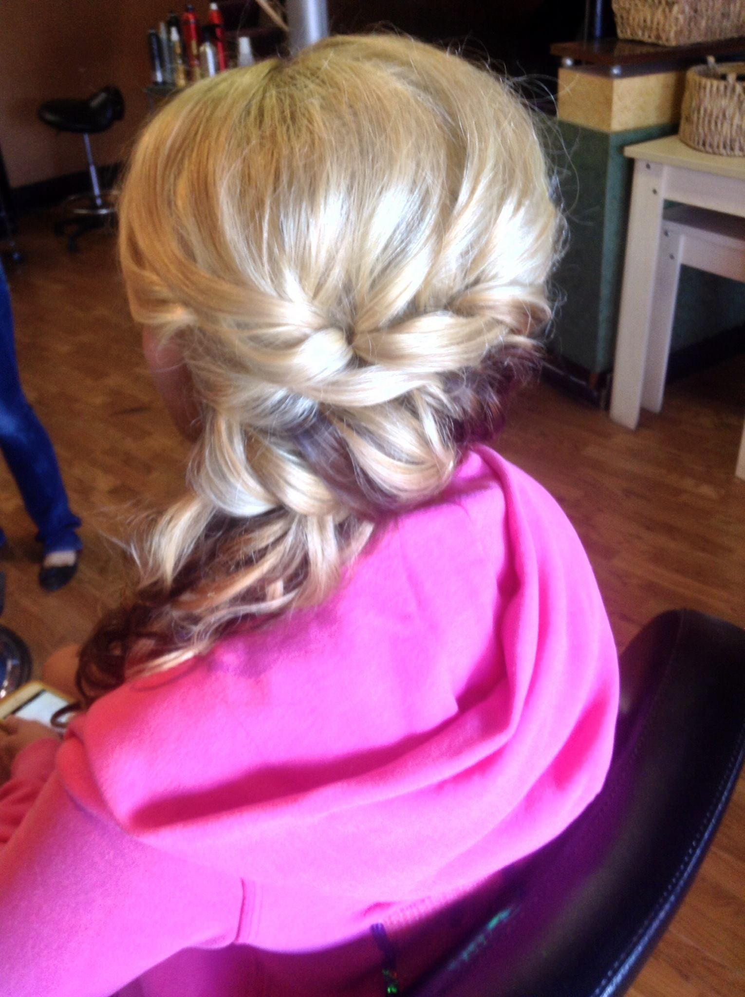 Hair:  Kristy Cheramie Artistry  |  Photo Credit