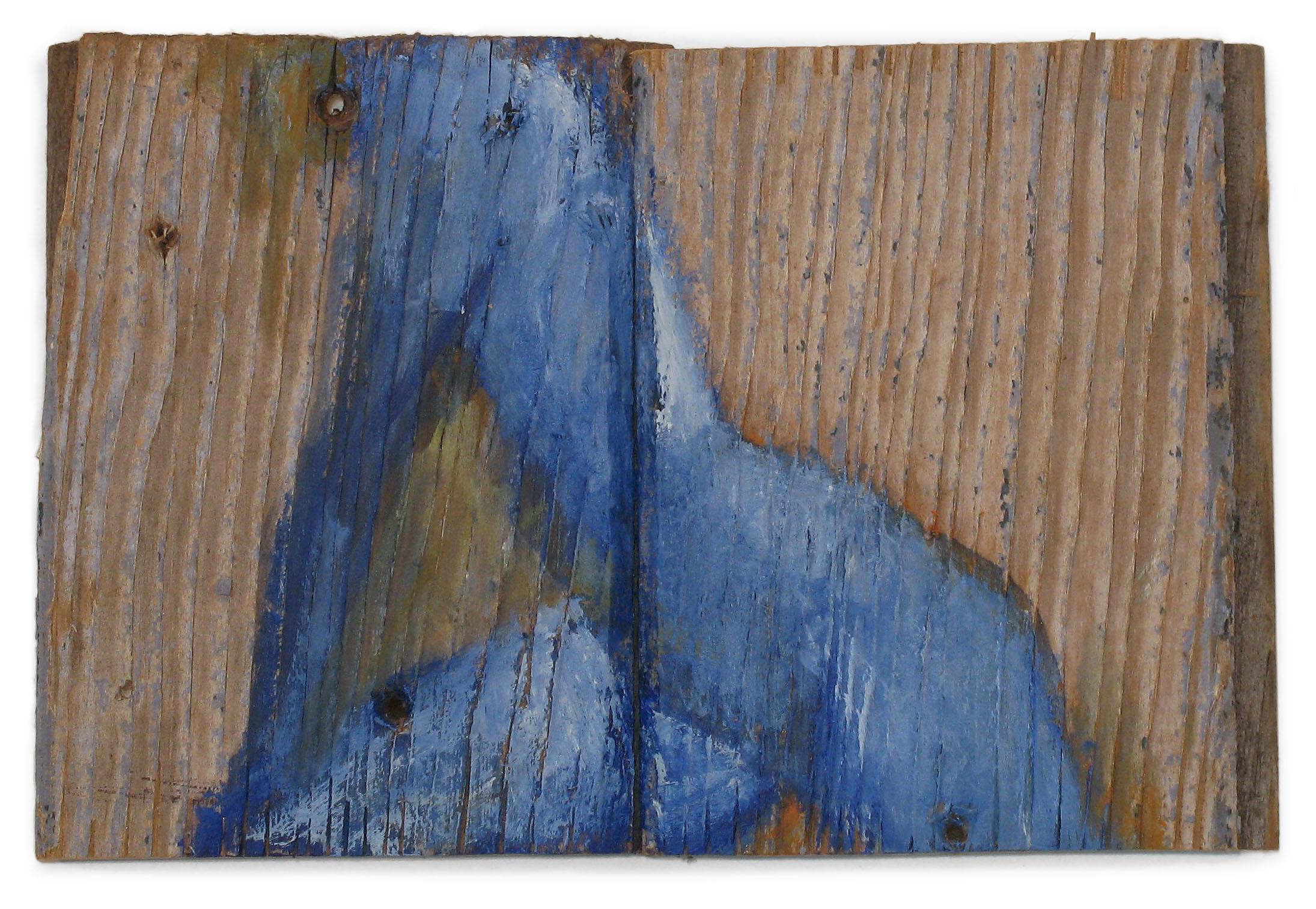 Blue stride II
