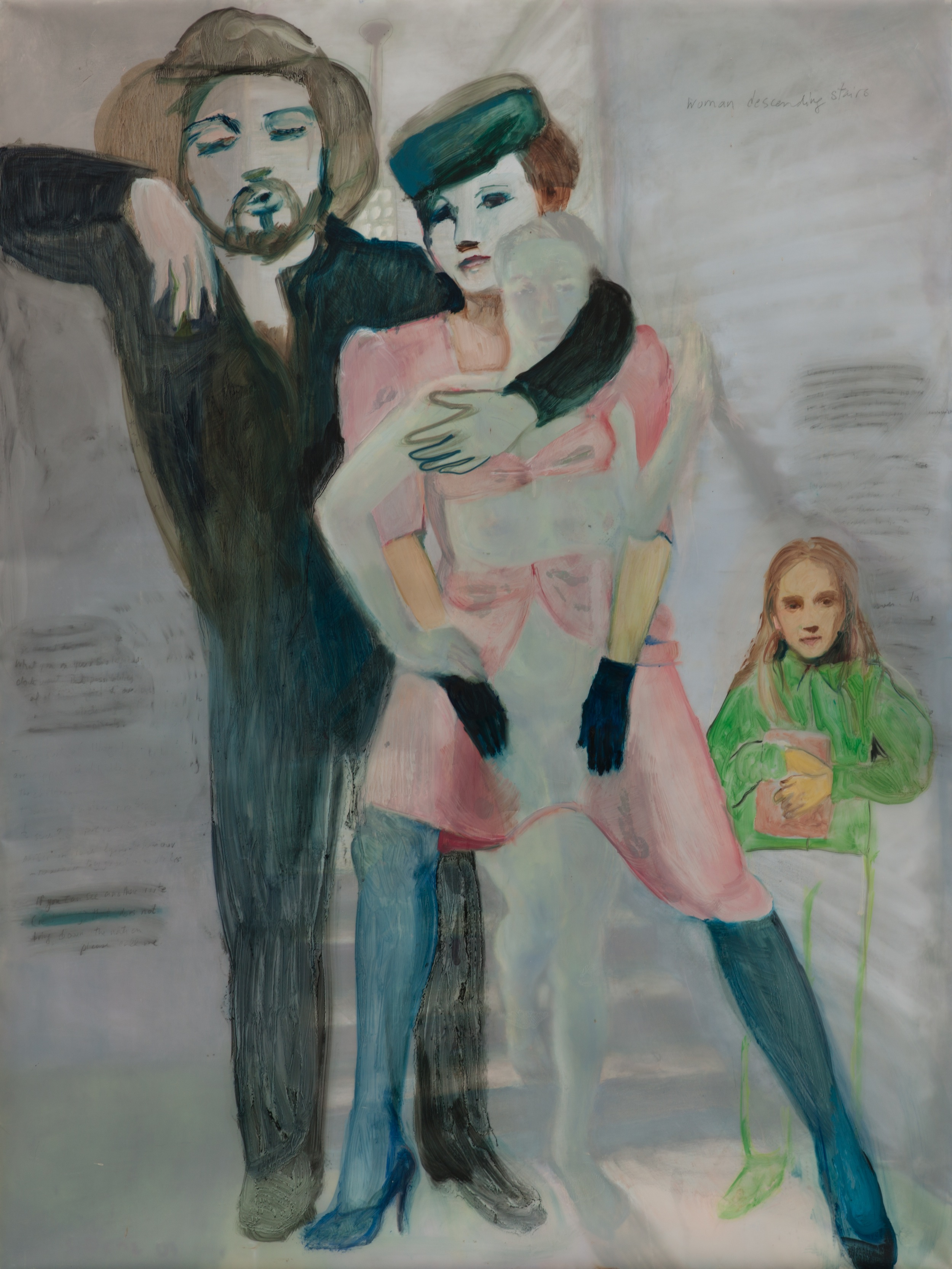 Rainer Hannah and Frieda
