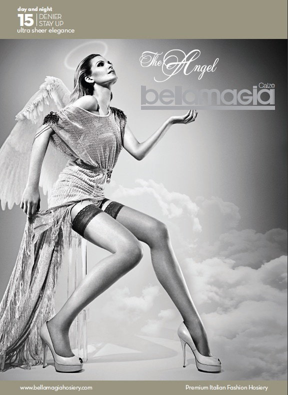 BELLAMAGIA    Creating & Marketing a successful new hosiery brand.