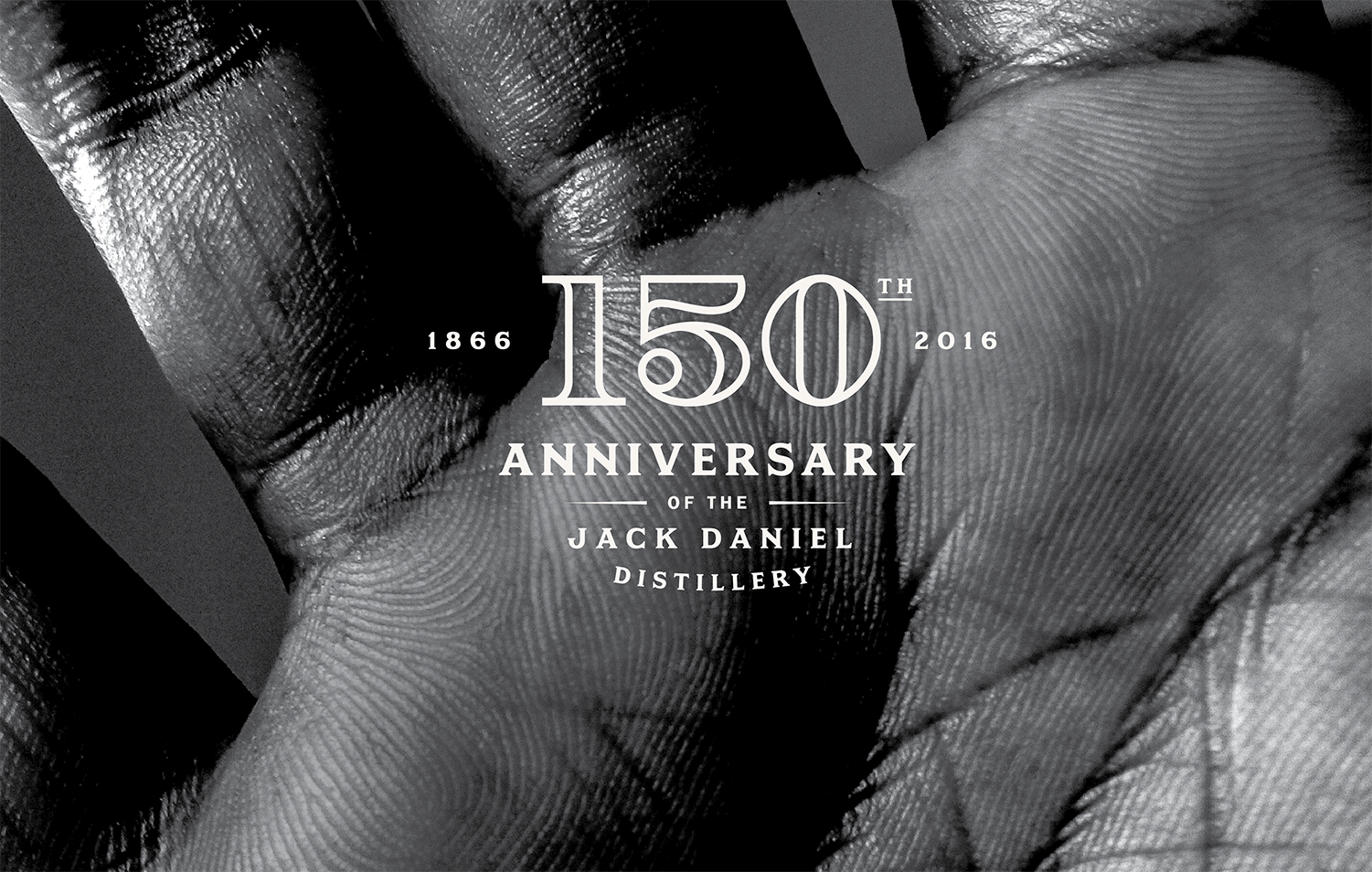 JACK DANIEL'S 150th ANNIVERSARY   Through the line campaign