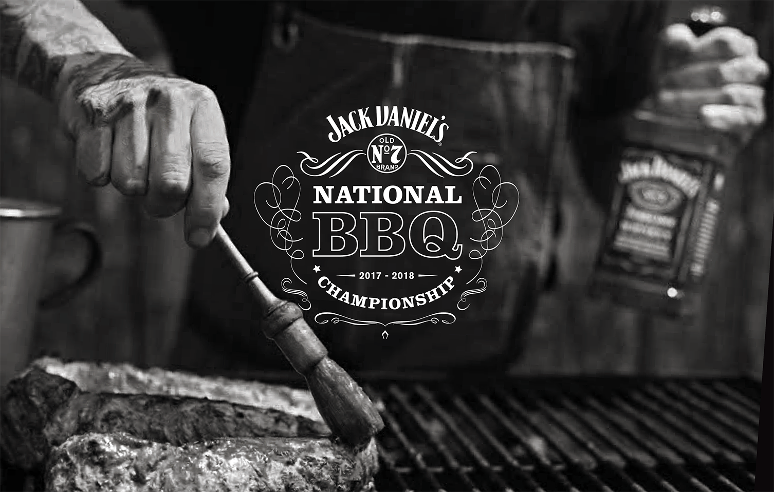 JACK DANIEL'S NATIONAL BBQ CHAMPIONSHIP   Creating a brand new event series