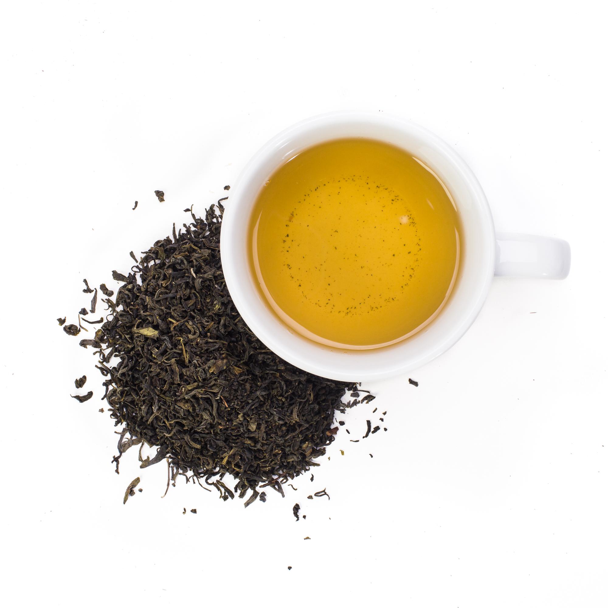 Jasmine Green Tea The Loose Leaf