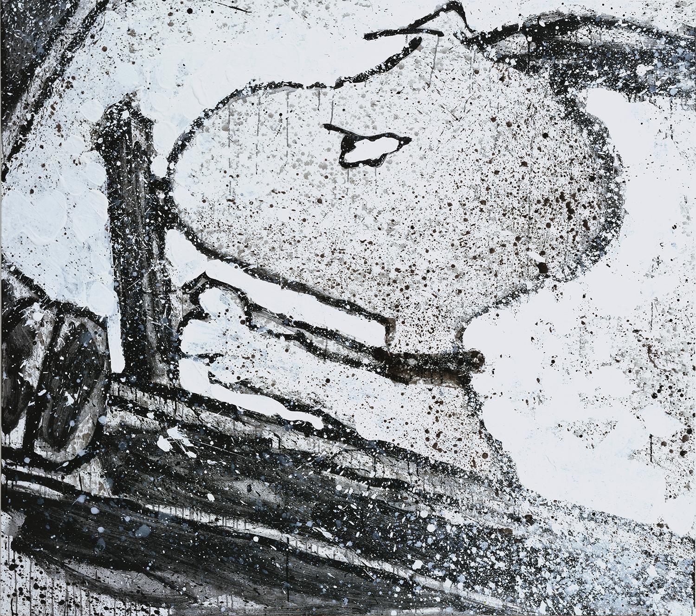 Espresso Lane | acrylic enamel and varnish on canvas | 64″ x 72″ | 1999