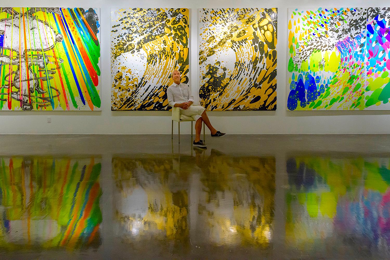 Tom Everhart Studio 10