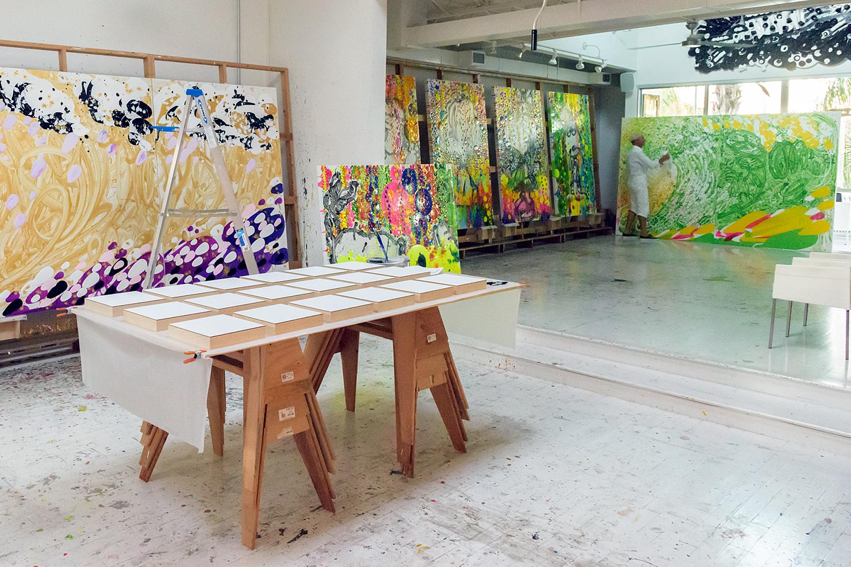 Tom Everhart Studio 12