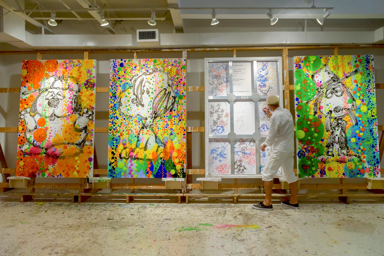 Tom Everhart Studio 14