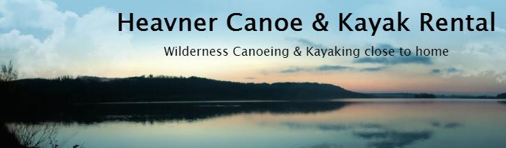 Heavner Canoe Logo
