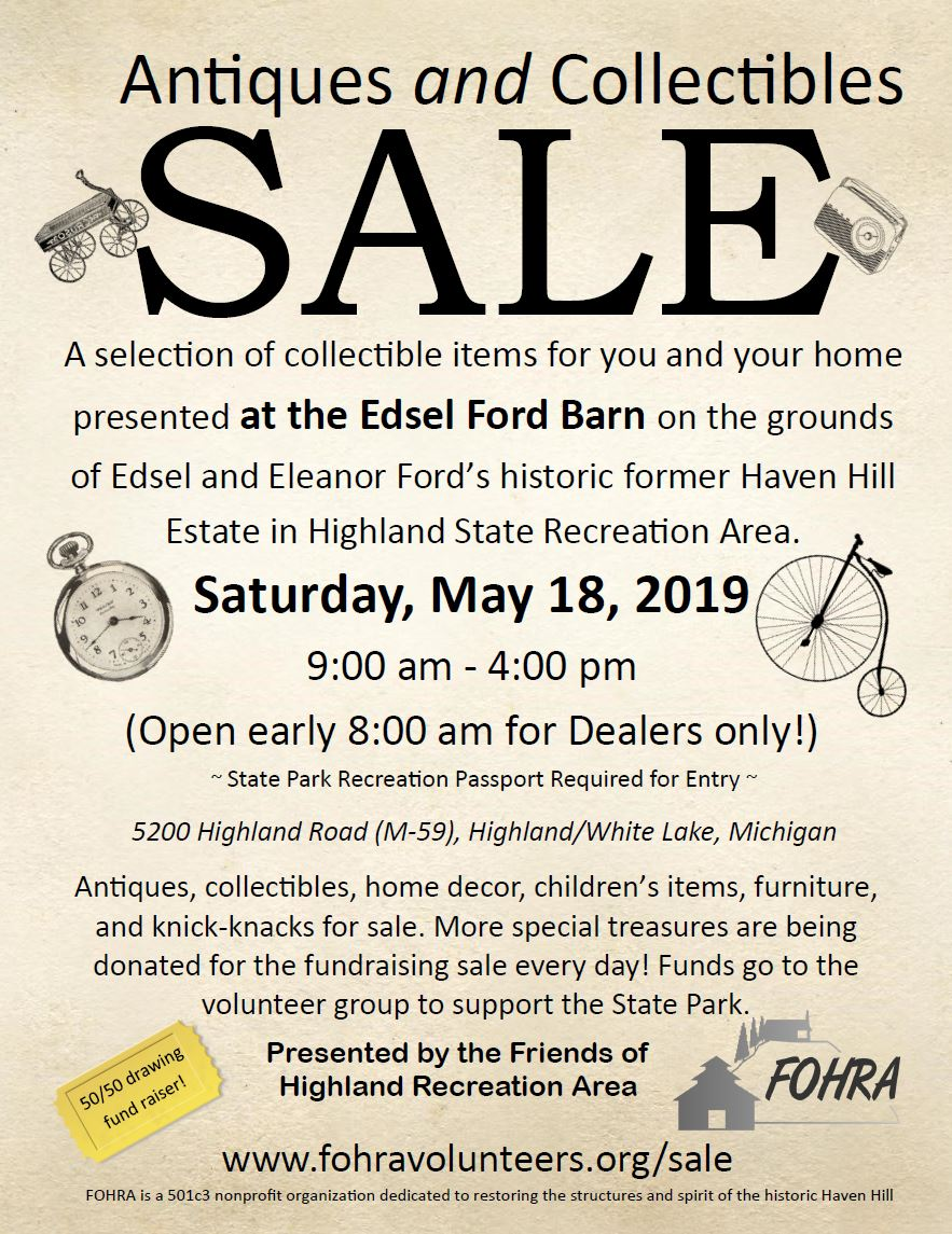 May 18 A and C Sale Flyer 2019.JPG