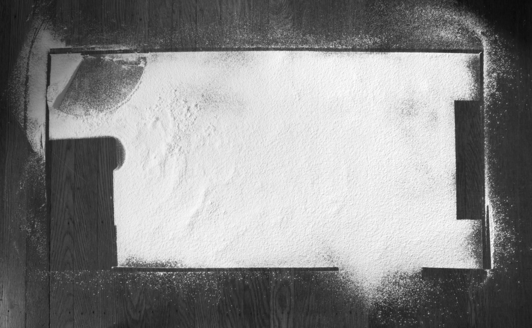 flour index, giclée print