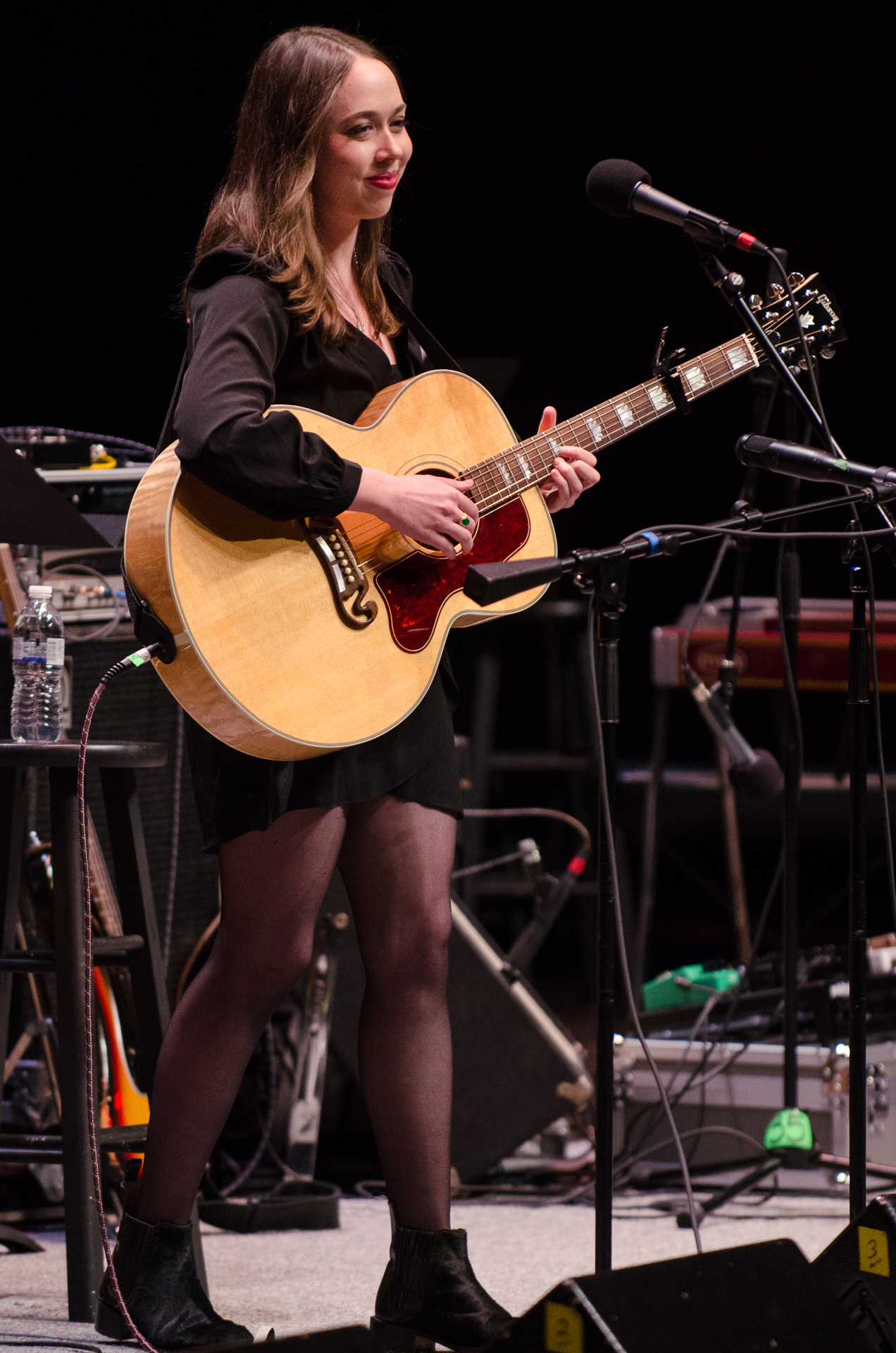 Sarah Jarosz guitarist, Undercurrent new album