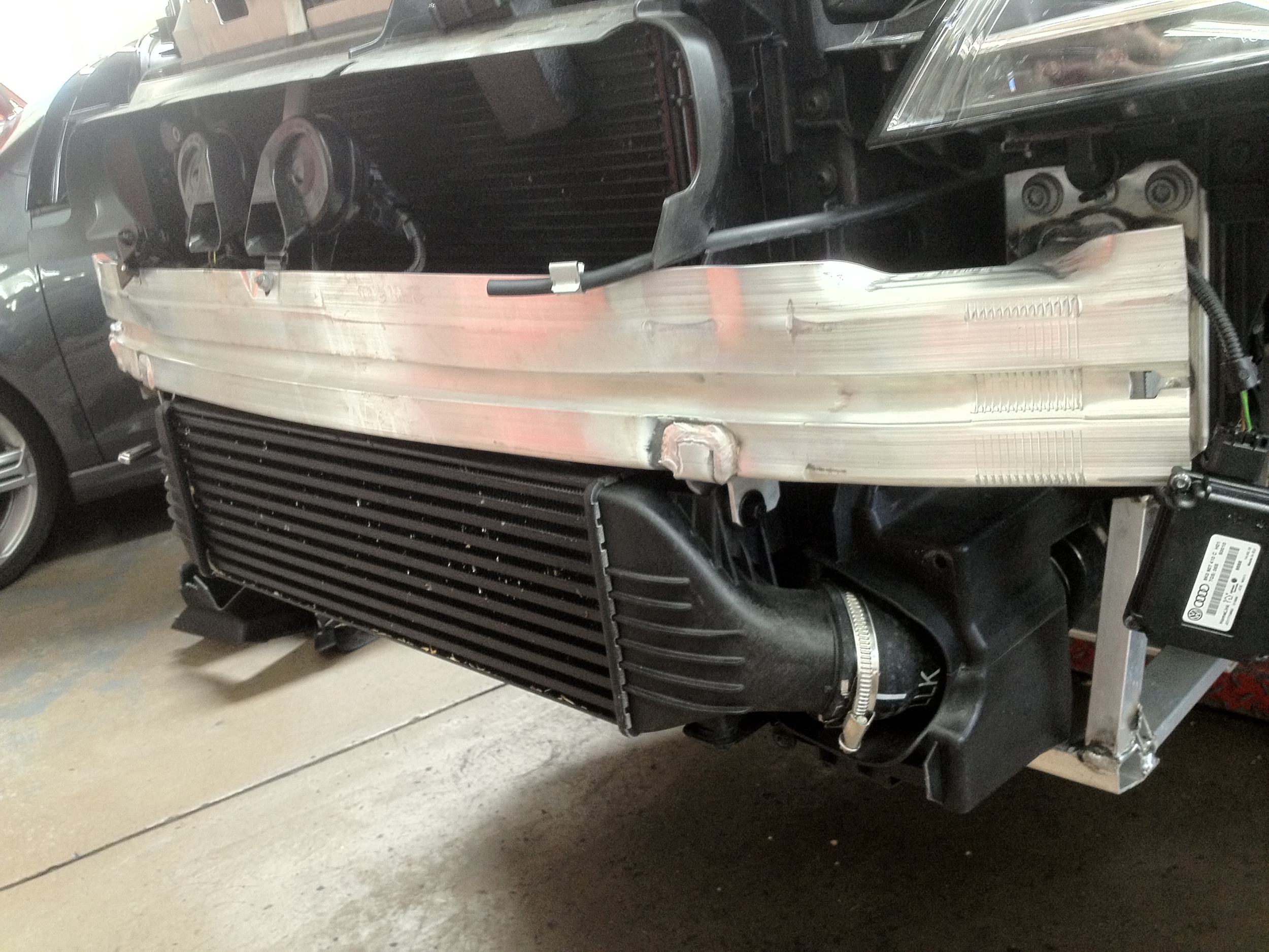 Original intercooler