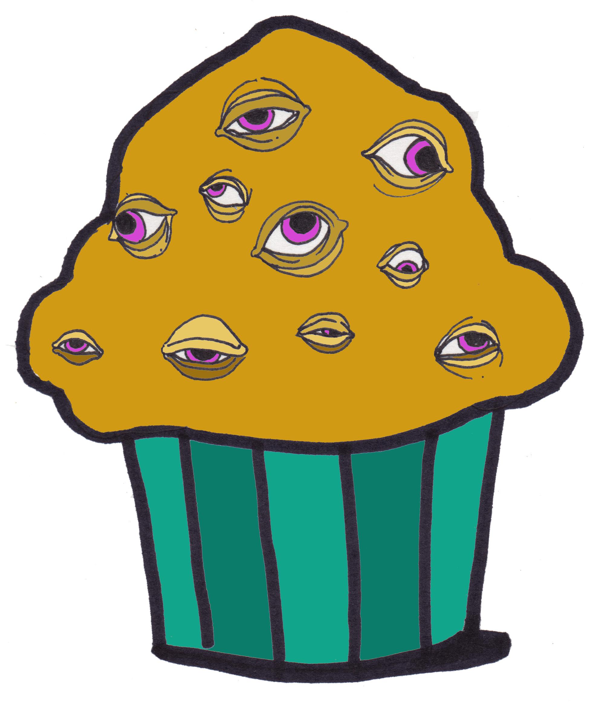 Pia Supino-Mayka, Illustrator and muffin afficionada