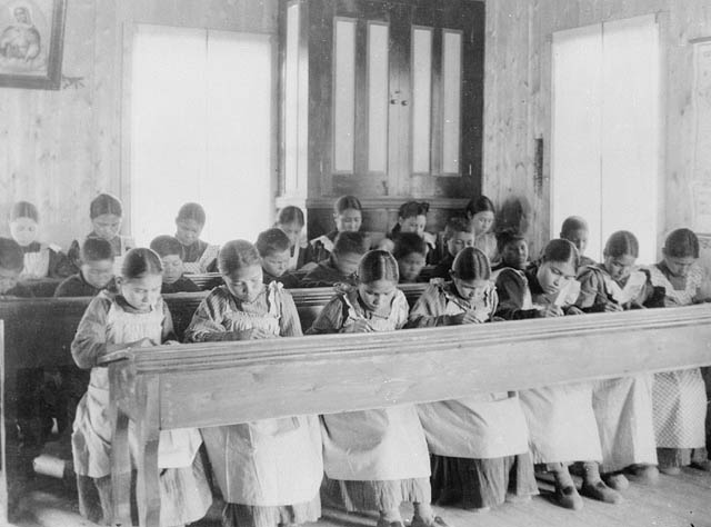 NWT Residential school