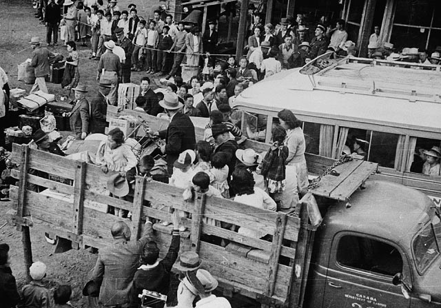 Japanese-Canadian internment during World War 2