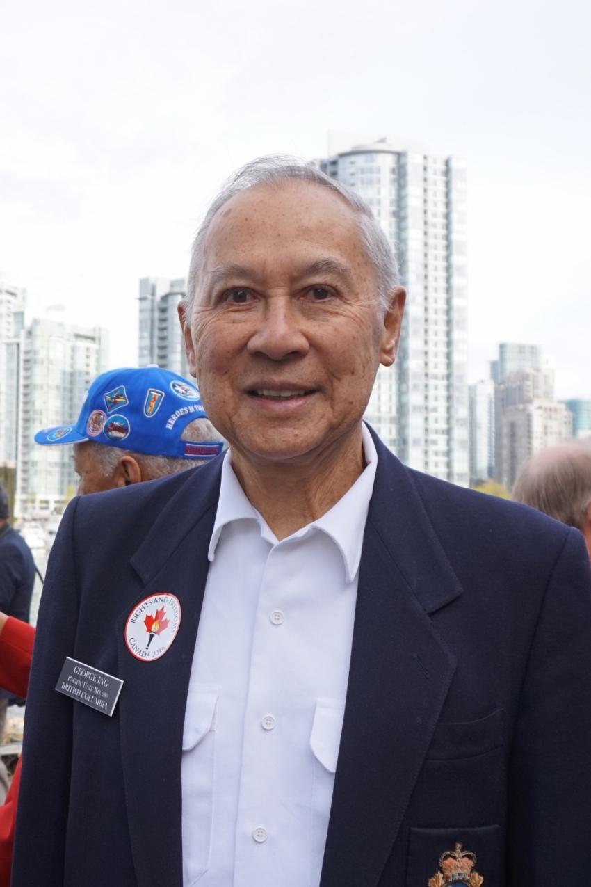 George Eng. Photo by Jenny Uechi