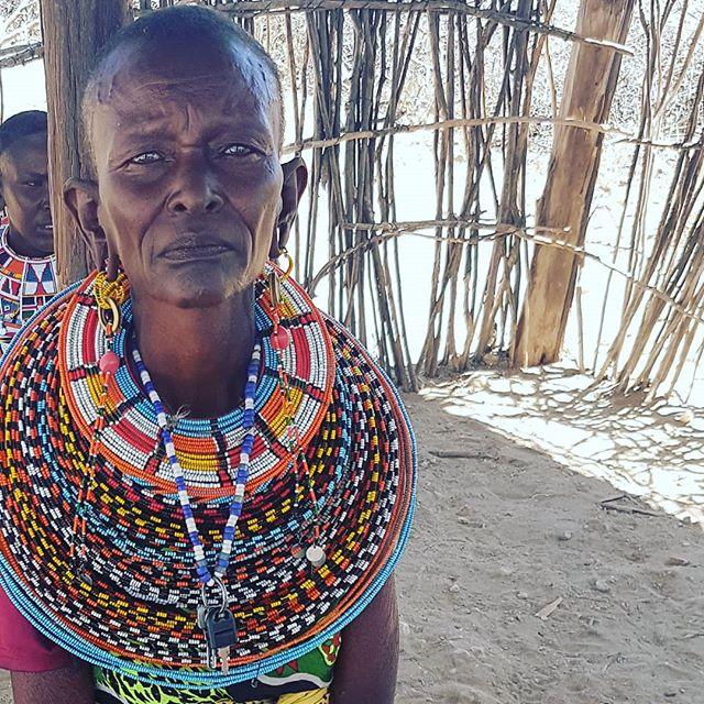Beautiful women of Unity Women's Village. I'll be sharing one a day #beautifulwomen #awomanaday