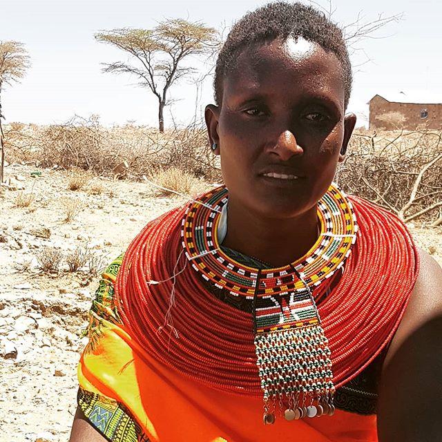 Beautiful women of Samburu. Day 2