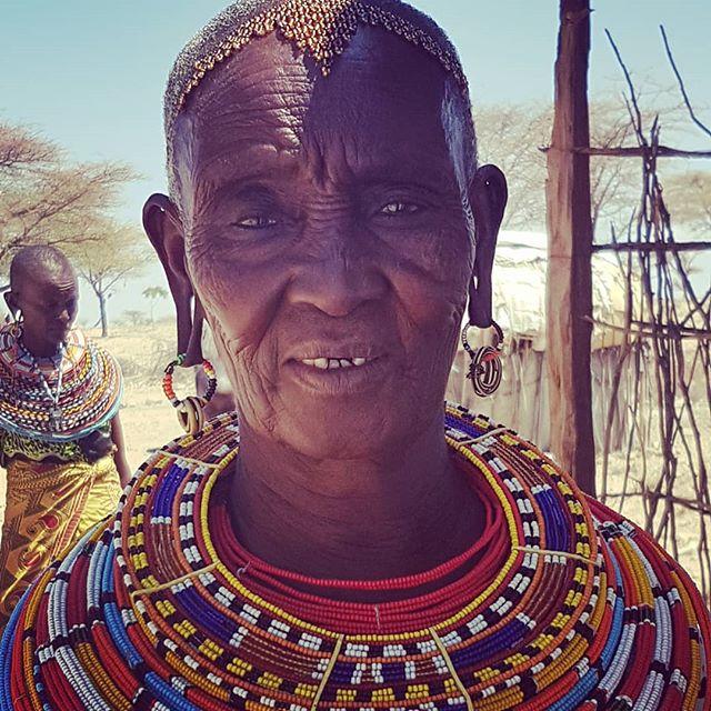 Imagine. Beautiful women of Samburu #stopfgm