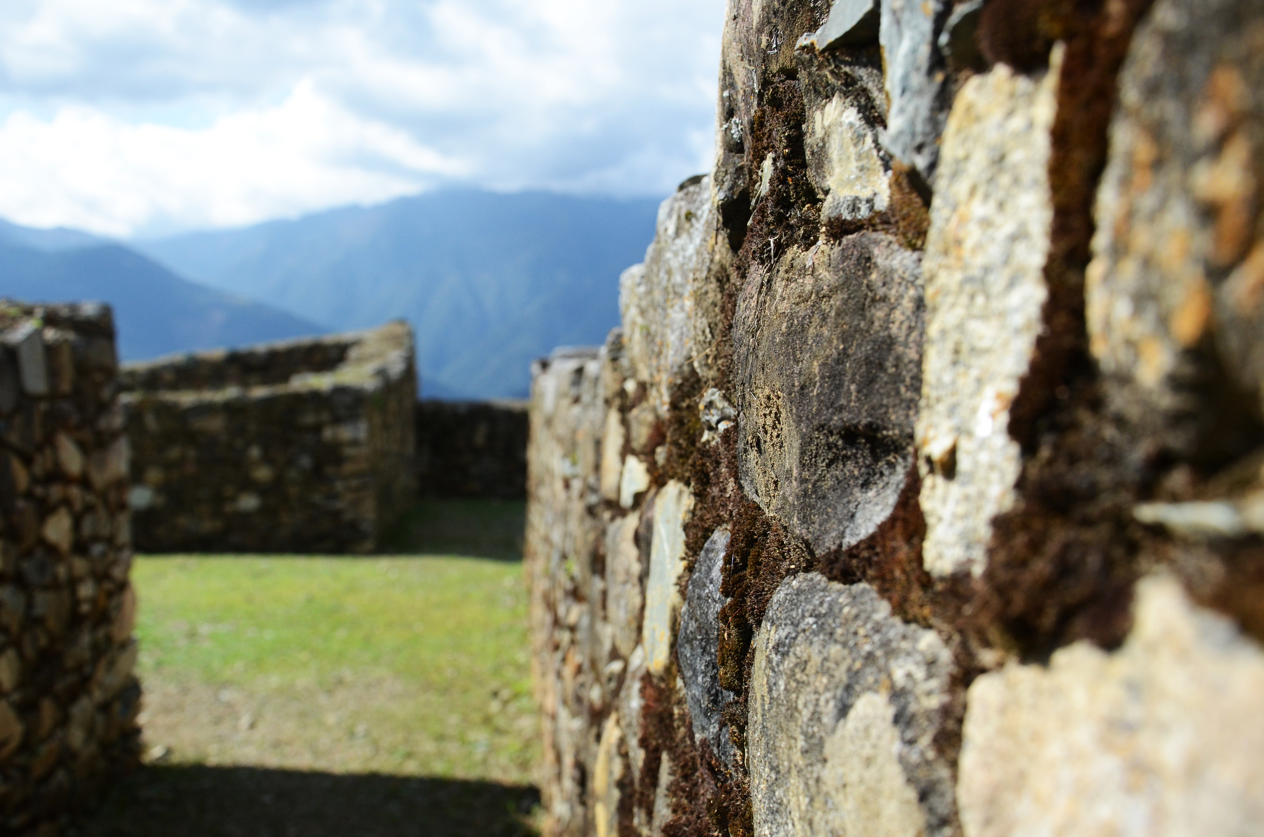 Vitcos-Rosaspata ruins