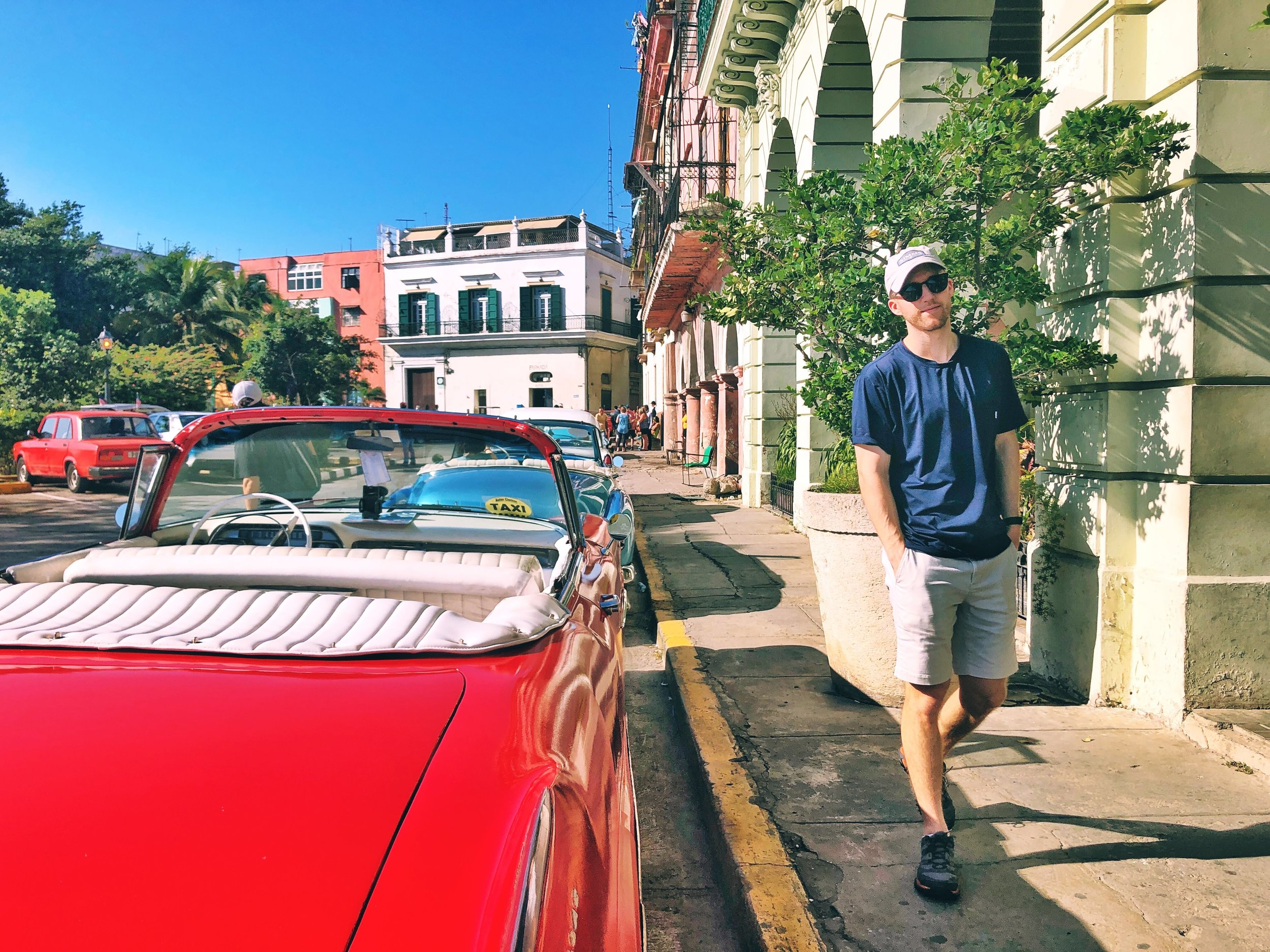 Havana - A vibrant city full of color and history