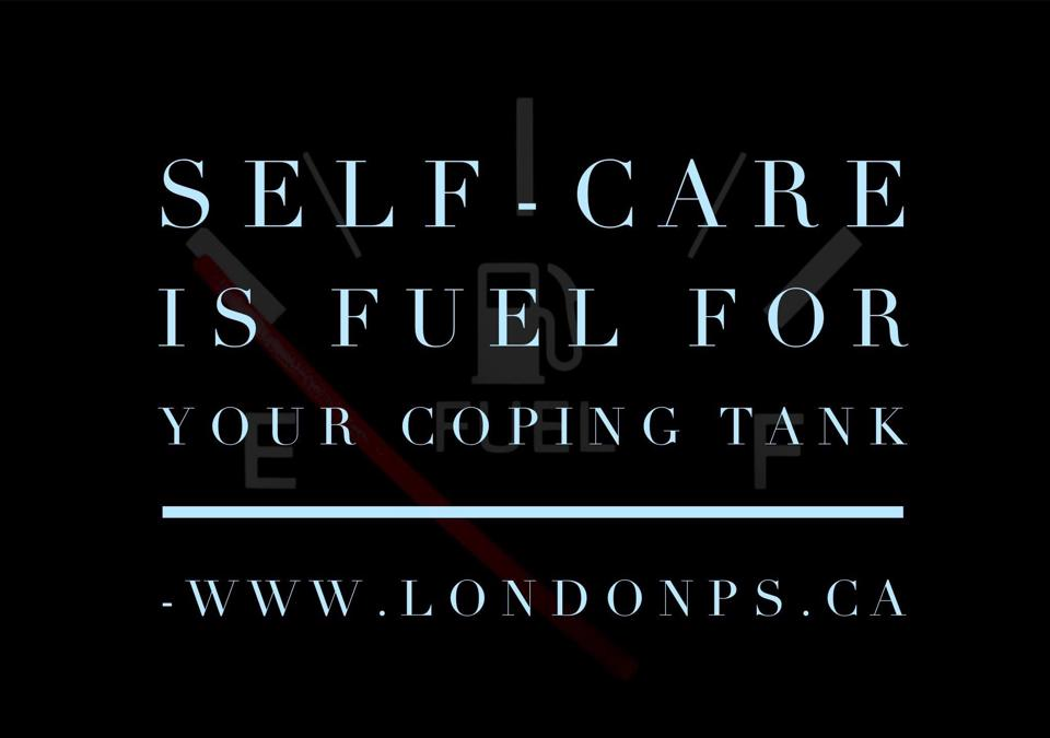 Self-care | Agnes Wainman | London Psychological Services