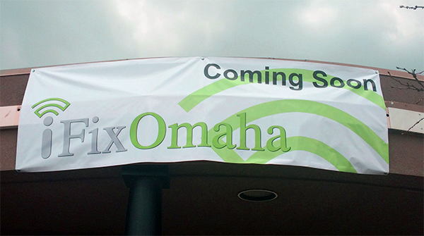 Fifth iFixOmaha location opening soon at 129th & Maple