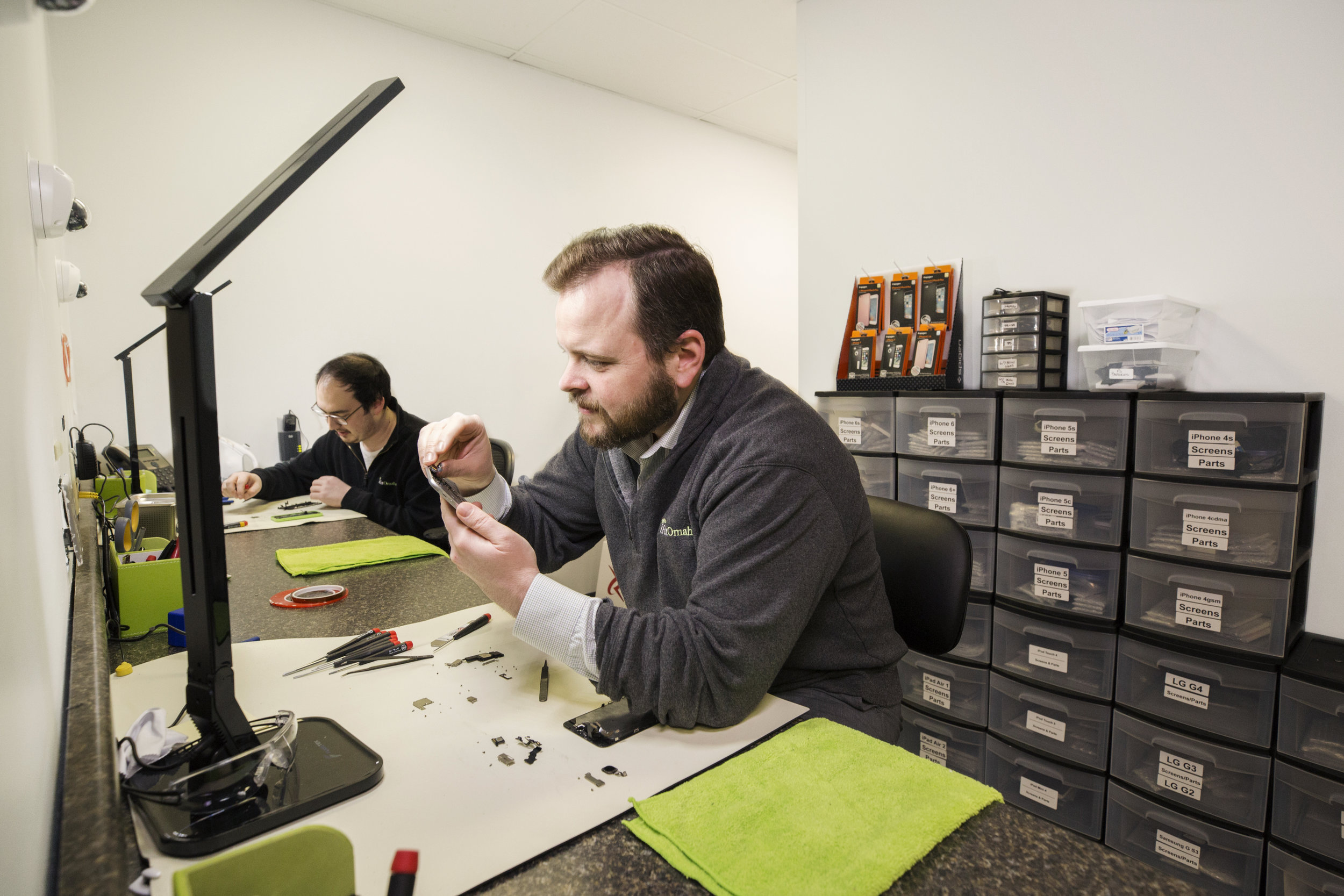 Omaha Smartphone, Tablet & Computer Repair -