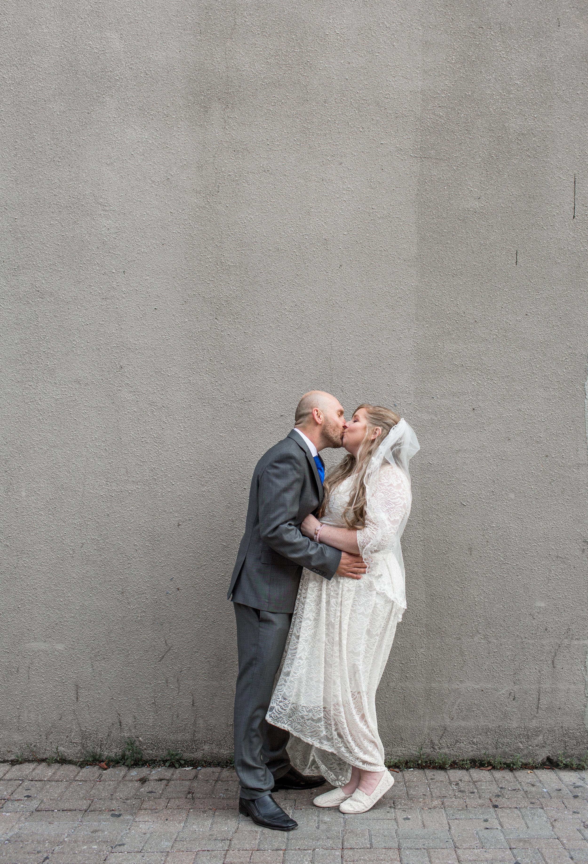 Urban Bride & Groom Photography