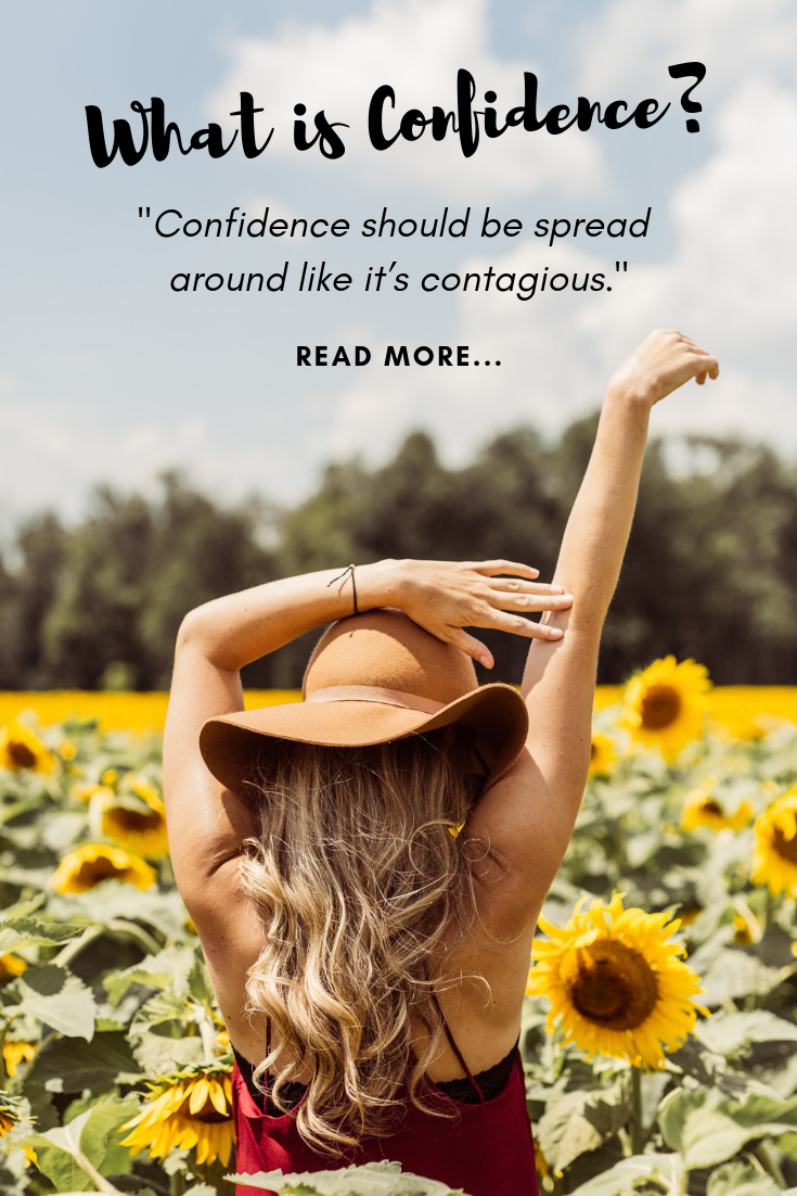 What is Confidence? www.hellomichelleliane.com