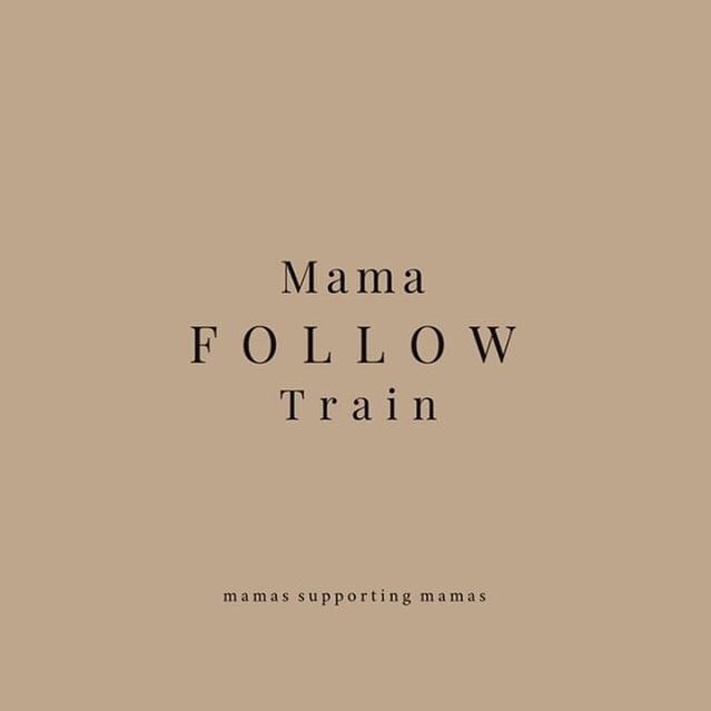 So excited to team up with this amazing group of mama's and start a fun follow train! We're looking forward to meeting new mama's and sharing our journeys with each other.  To play: * Follow all accounts below * Find this photo on each account & comment with a 🌎  @___thebakers @lifewaveshello @_kayleemccullough @aslava @catherine.wigg @gogetyourhappyon @kelseyraecourtney @kristina.mae.ettlin @livingwithburnettes @thisjoyfilledlife_ @brittanyelizabethwilliams  It's that simple! We will feature our fav mama accounts in our stories and follow back those that inspire us! This train ends in 24 hours.  Please don't follow to unfollow - we genuinely just want to build new connections!