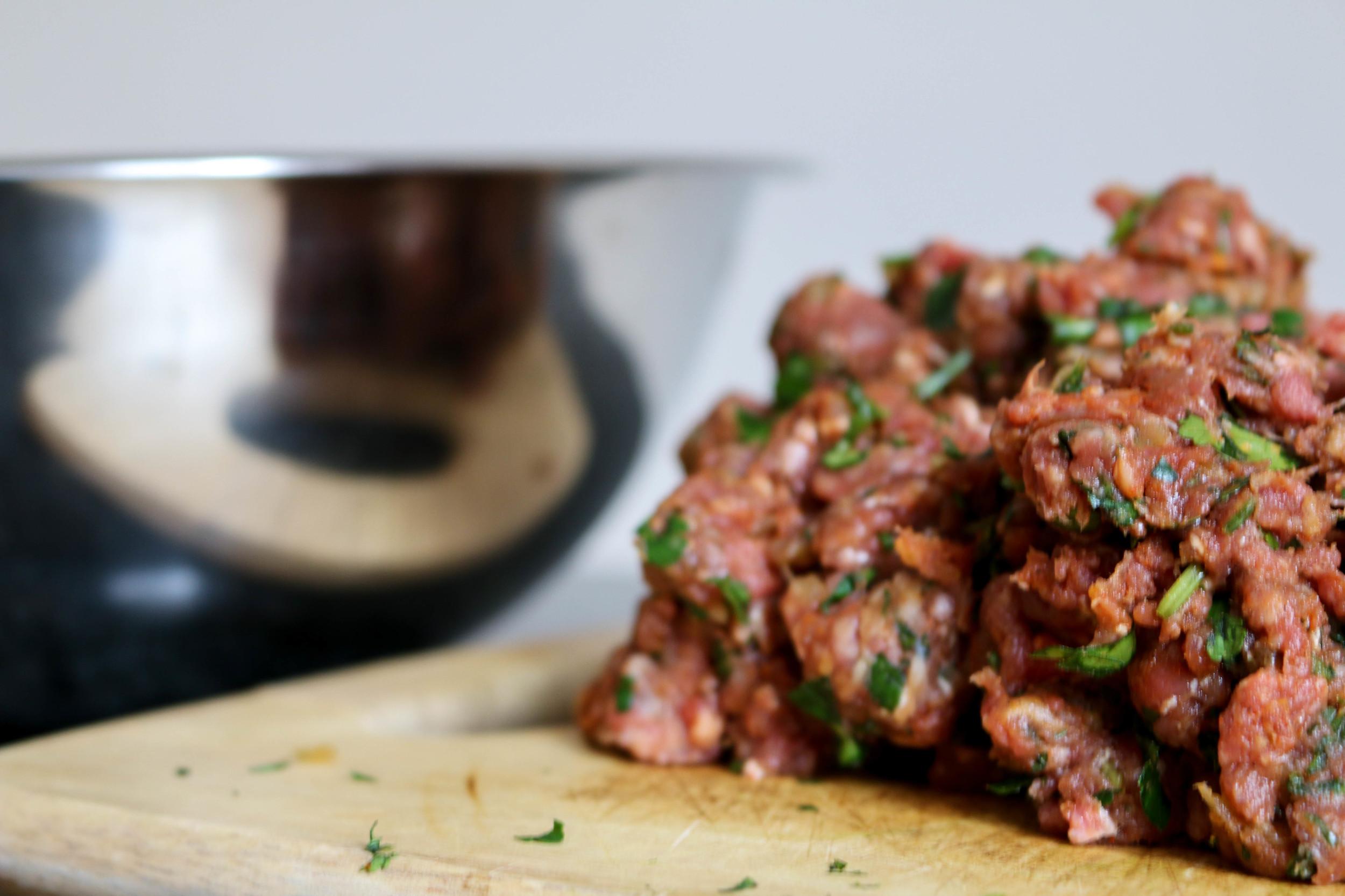 Kefta - Moroccan minced meat