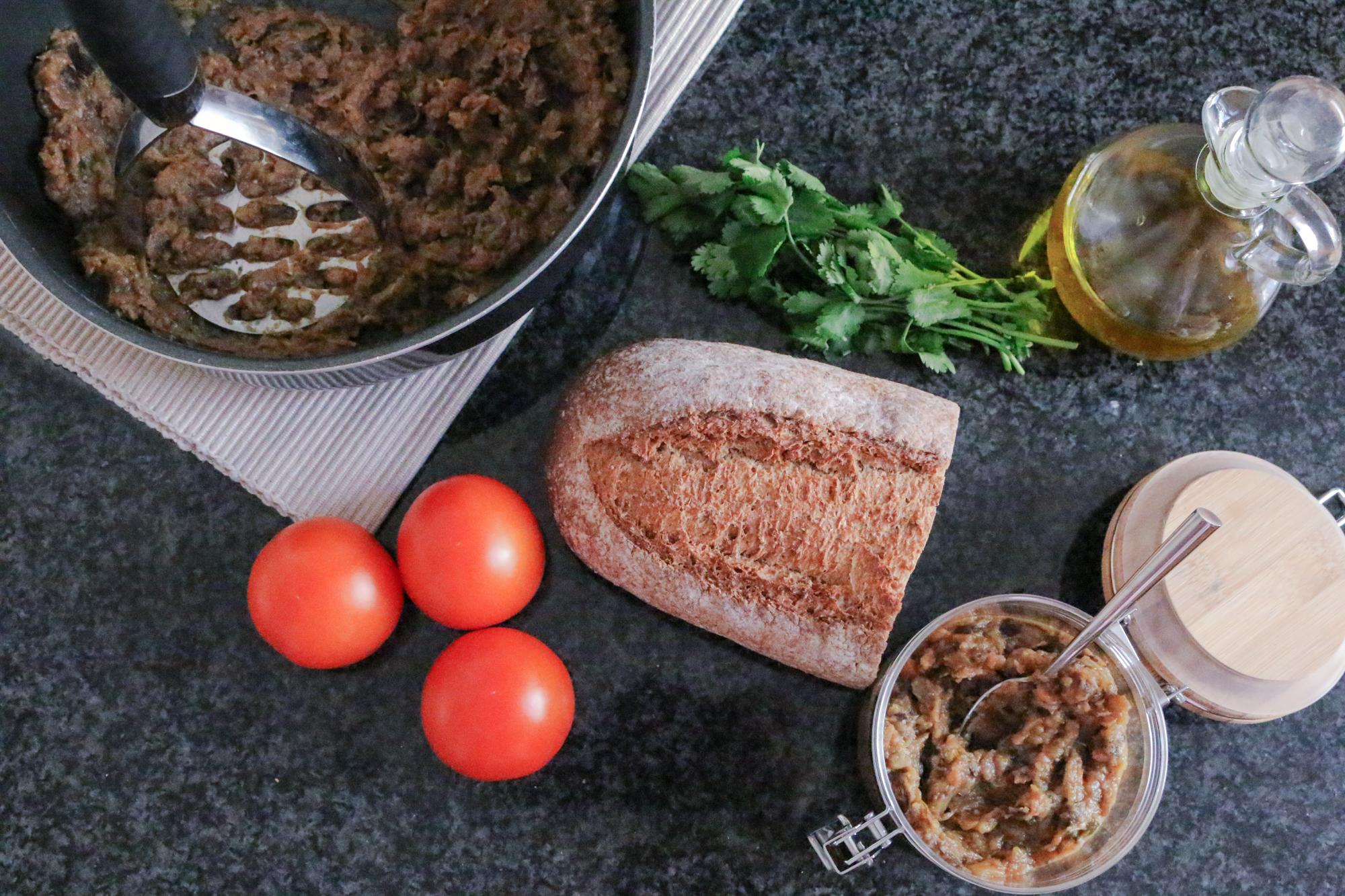 摩洛哥茄子沙拉