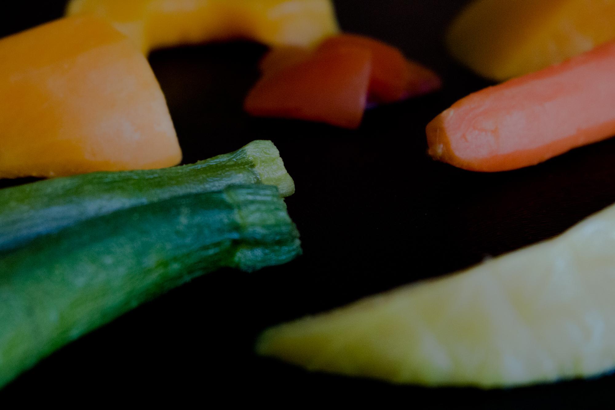 Moroccan  Couscous 7 vegetables