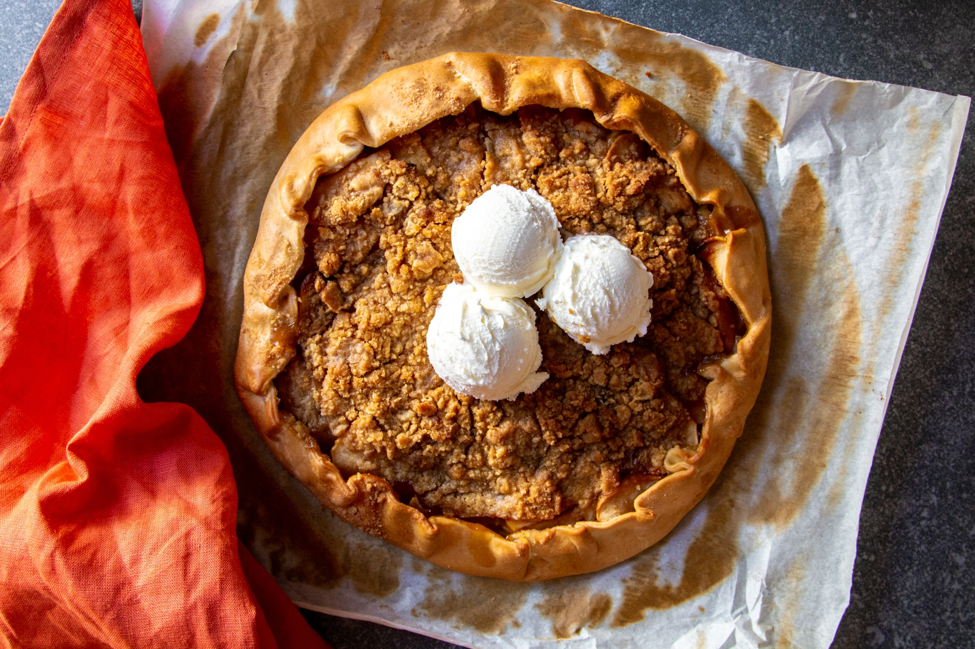 orange blossom apple galette with crumble top -6.jpg