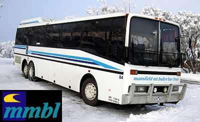 Mansfield - Mt Buller Bus Lines   - Info, timetables and online booking for buses, taxis and private transfers between Mansfield and Mt Buller.
