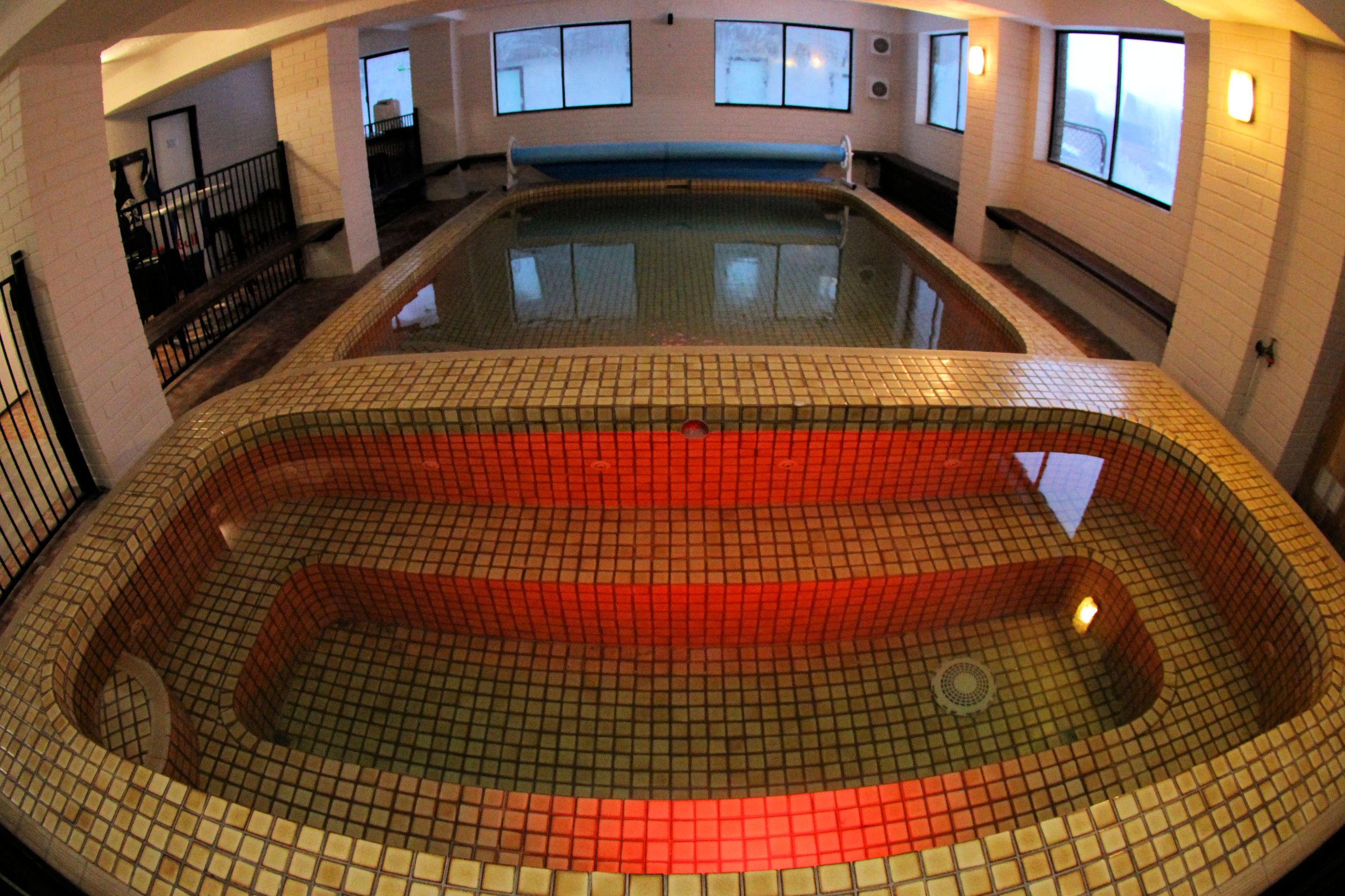 What better way to ease tired ski legs than with a dip in our heated pool and spa?