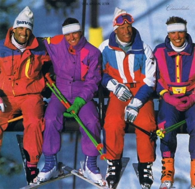 Skiing with ya mates.jpg