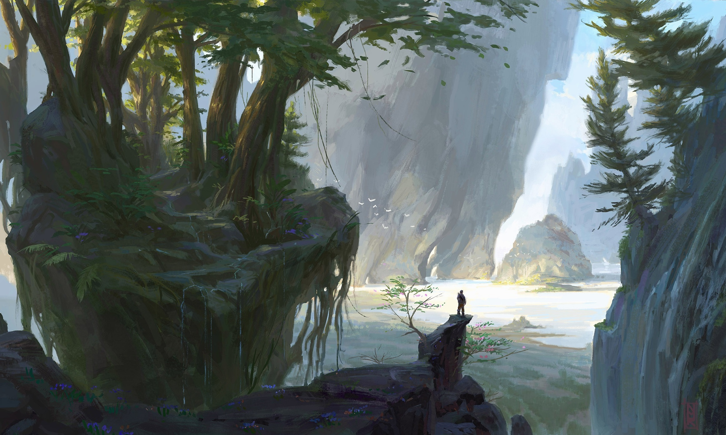 Learn - With Professional Illustrator and Concept ArtistNick Ragetli