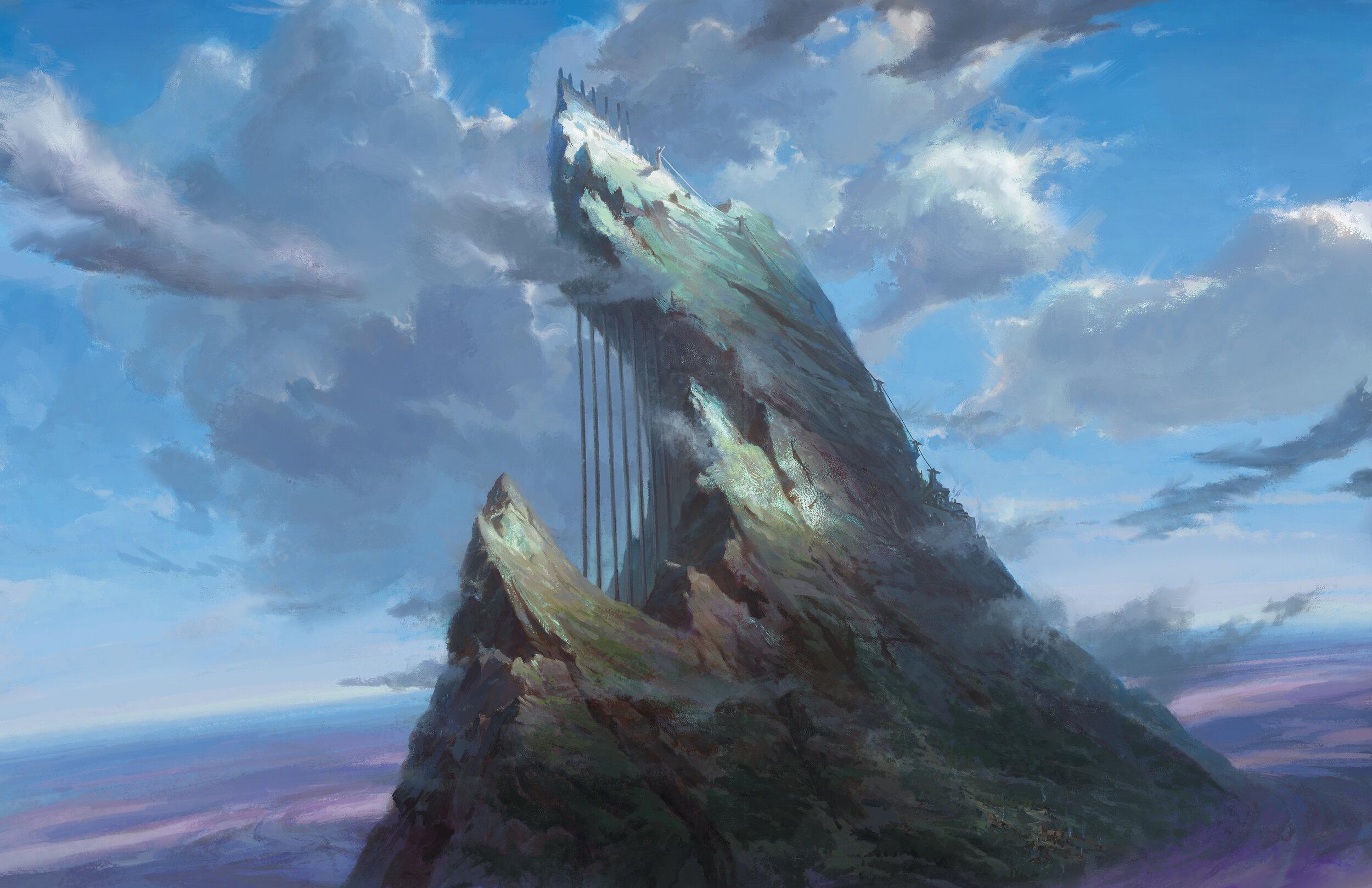 Summit Mountain - Emberwind