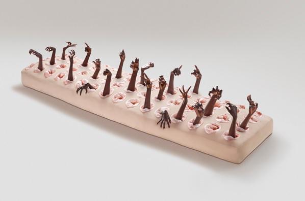 Sarah Berners playpen Lindberg Galleries